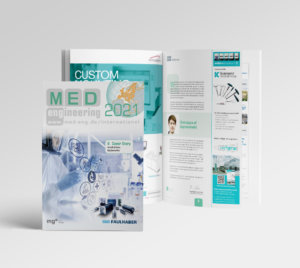 Mock up Magazin